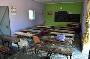 Salle de classe pour les artisanes
