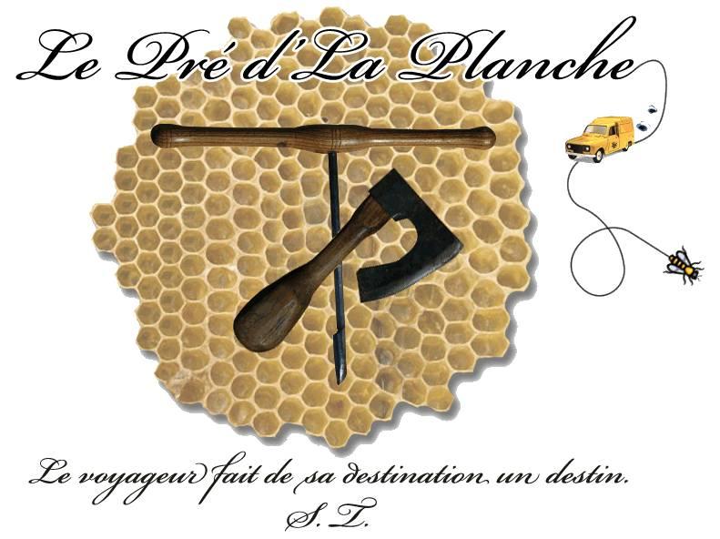Logo Le Pré d'la Planche