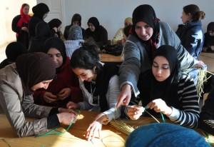 Formation des artisanes à Chouihiya centre