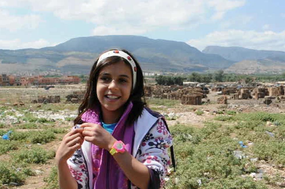 Wafa Chhiti 10 ans