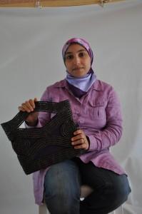 Imane Abbassi, Chargée du projet Economie Verte et Solidaire