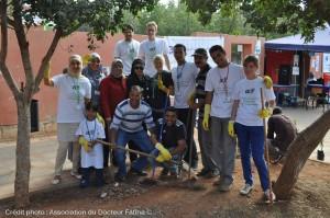Campagne de nettoyage Tahtaha 2 - Crédit